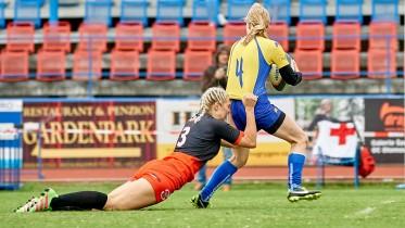 Ragby ženy TJ Lokomotiva Olomouc