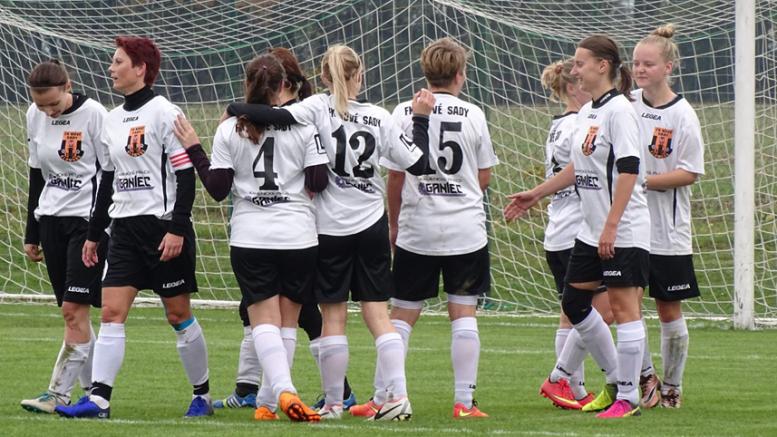 FK Nové Sady - ženy. Ilustrační foto