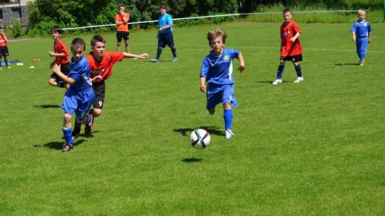 Letní fotbalová škola v Bělkovicích