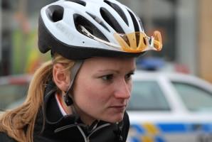 Cyklistika, přilba může zachránit život.
