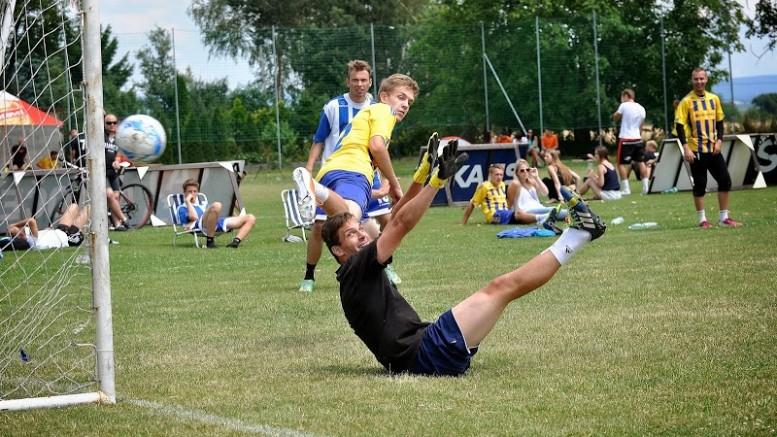 Futsal. Ilustrační fotka