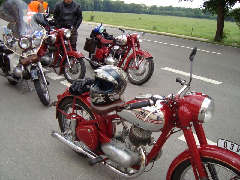 České motorky ve Francii