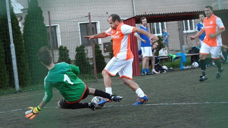 Druhé kolo futsalových lig.