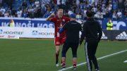 Václav Jemelka se raduje po gólu