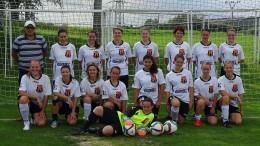 Společná fotka FK Nové Sady 2016/17
