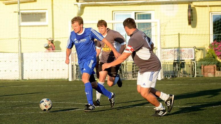 Zápas první ligy mezi Tonery Olomouc - FC Levotil.